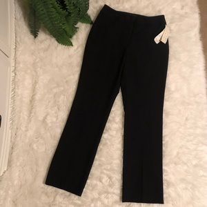 NWT wide leg black pants